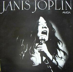Janis Joplin - LP, AMIGA/DDR