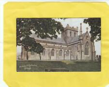 PROTESTANT  CATHEDRAL  ,  ARMAGH  -   N IRELAND  ( F11 )