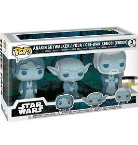 Funko Pop! Star Wars 3PACK GITD Special Edition - PreOrder