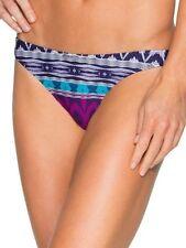 Athleta Belize Ebb Tide Bikini Bottom Amalfi Blue SZ L