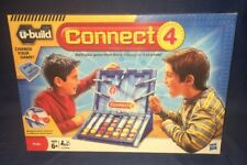 Hasbro Lego U-Build Connect 4 Family Board Game Age 6+ Fun 2 Player Complete Toy
