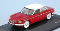 Model Car Scale 1:43 Panhard 24 BT diecast modellcar Miniatures Coche