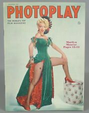 Vintage Photoplay Magazine December 1954 - Marilyn Monroe     |133