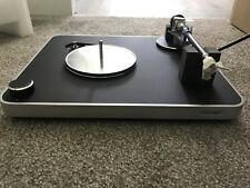 Clearaudio Concept Turntable With Concept MM Cartridge, Silver, Excellent