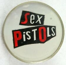 SEX PISTOLS  VINTAGE CRYSTAL PRISMATIC FROM THE 1980's