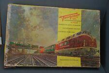 Vintage Fleishmann HO Scale Passenger Train Set
