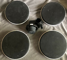 ROLAND TD-4kp LOT OF 5 Drum Pads Triggers (4) & 1 Kick Electronic Drums Td-4