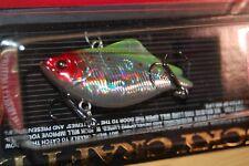 """lucky craft lv-jr.70 sinking 2 1/8"""" 1/4oz nishiki clown bass rat l trap lipless"""