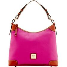Dooney & Bourke Hobo Purse Bag Magenta Pink NWT