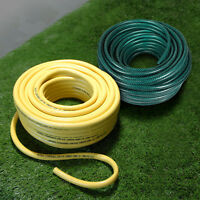 30M 50M Garden Hose Pipes Reinforced Anti-kink Water Hose Pipe Roll Coil 13/19mm