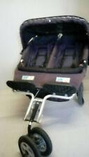 TFK Geschwisterwagen / Zwillingswagen mit 2 Softtaschen