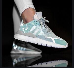 NIB  Women's Adidas Nite Jogger F33837  Running  Shoes