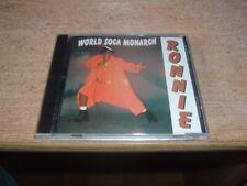 RONNIE MCINTOSH (WORLD SOCA MONARCH) CD (NEW AND SEALED)