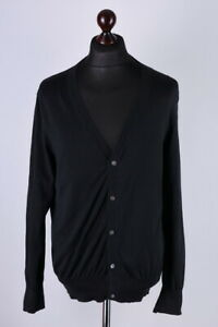 Acne Button Front Cardigan Jumper Size M