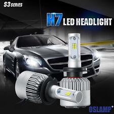 OSLAMP H7 432W 43200LM LED Headlight Kit High Low Beam Bulbs CREE 6500K Power