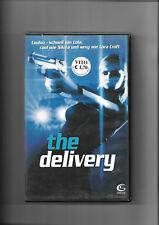 "2 VHS Erotik ""Delivery & com for Murder"" (2001) Nastassja Kinski (Keine DVD)"