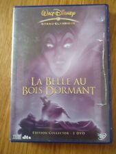 2 DVD ** LA BELLE AU BOIS DORMANT COLLECTOR ** losange N°18 WALT DISNEY