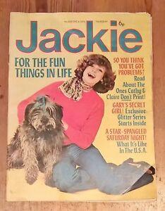 Jackie Magazine for Girls No 622 Dec 6th 1975 Vintage - Paul & Linda McCartney