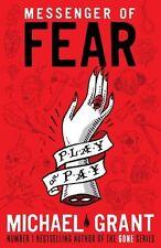 Messenger of Fear,Michael Grant- 9781405265171