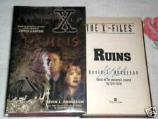 RUINS by KEVIN J. ANDERSON **SIGNED**
