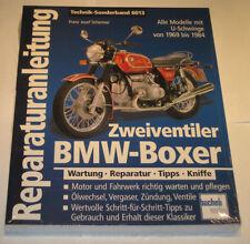 Reparaturanleitung BMW R 50 60 75 80 90 100 /5 /6 /7 RT RS T, Baujahre 1969-1984