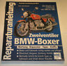 Repair Manual BMW R 50 60 75 80 90 100/5/6/7 Rt Rs T,Year of Construction