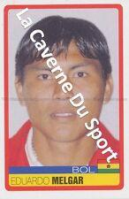 N°045 EDUARDO MELGAR # BOLIVIA STICKER PANINI COPA AMERICA VENEZUELA 2007