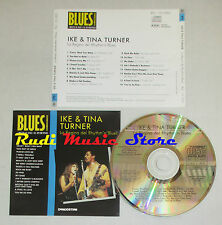 CD IKE & TINA TURNER Regina del BLUES COLLECTION 1992 DeAGOSTINI mc lp dvd vhs