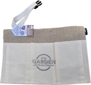 CHARLIE DIMMOCK Garden Tool Belt/Bag Tidy Multi Purpose Gardening/Green House