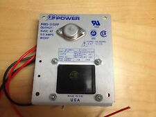 International Power IHB5-3/OVP Power Supply- 5 VDC, 3Amp Over Voltage Protection