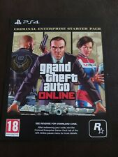 GTA V online Criminal Enterprise Pack