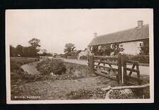 Somerset MIDDLE BURNHAM Used 1912 RP PPC local pub Pople & Churchill