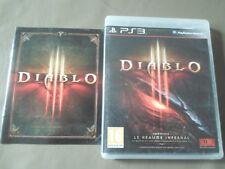 DIABLO 3 ( PLAYSTATION 3 - SONY ) COMPLET