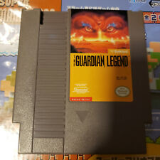 The Guardian Legend NM Collector Nes (Nintendo) Game.