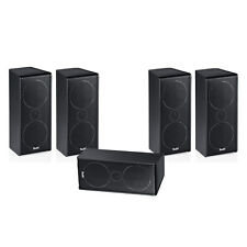 Teufel Consono 35 Satelliten 5.0 Set 5 x Satelliten-Lautsprecher CS 35 FCR Mk3