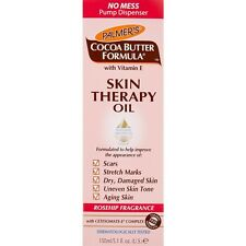 Palmers Cocoa Butter Skin Therapy Oil Rose Fragrance Scars-Marks-Dry Skin 150mls