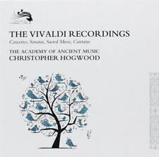 The Vivaldi Recordings Christopher Hogwood 20 CD NUOVO SIGILLATO RARO