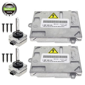 For Volvo S40 V50 2004 2005 2006 2007 2 Sets Xenon HID Headlight Ballast Control