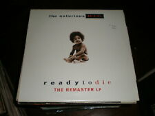 The Notorious B I G LP Ready To Die The Remaster LP