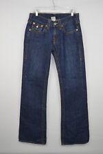 True Religion Billy Mens 30 x 33 Denim Jeans Actual W 33 x I 33 3/4