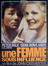 A WOMAN UNDER THE INFLUENCE - CASSAVETES / ROWLANDS -ORIGINAL LARGE MOVIE POSTER