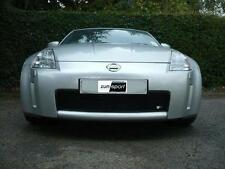 Zunsport fits Nissan 350z 2003-2005 Front Stainless Steel Grille with towing eye