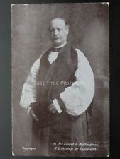 West Sussex REV ERNEST WILBERFORCE Bishop of Chichester c1913 Postcard by GD&D