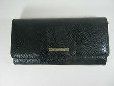 BCBG Generation Anastasia Wallet Black Clutch