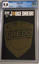 Judge Dredd #1 CGC 9.8
