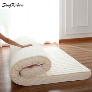 1.5/1.8m Memory Foam Mattresses Double home Thicken Tatami Foldable Mattress