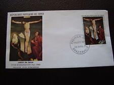 CONGO (brazzaville) - enveloppe 1er jour 26/4/1971 (B3)