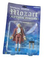 Wolfgang Amadeus Mozart Action Figure by Accoutrements NEW SEALED
