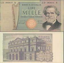1000 lire G. Verdi 10/05/1979 fds