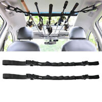 Wrap Fishing Rod Belt With Tie Fishing Tackle Boxes Vehicle Carrier Rod Holder